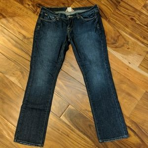 Lucky Brand jeans Zoe Straight